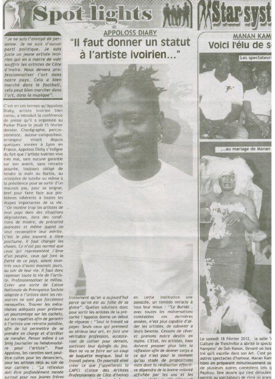 article de presse 001